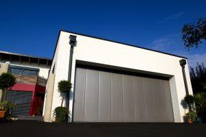 Porte de garage domo confort - Porte sectionnelle laterale ...