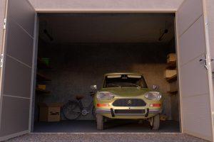 Javey, porte de garage battante HERA DUO :installable par Domo-Confort, installateur alarme à Sstrasbourg, Bas-Rhin (67), Alsace