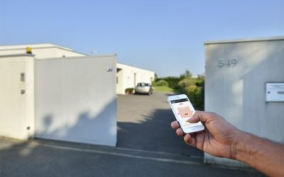 Somfy-Portail-Télécommande